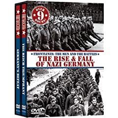 Frontlines: Men & The Battles - Rise & Fall Nazi