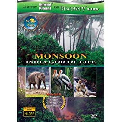 Wild Asia: Monsoon India God of Life