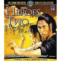 Heroes Two (Blu-ray)