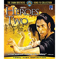 Heroes Two (Blu-ray)