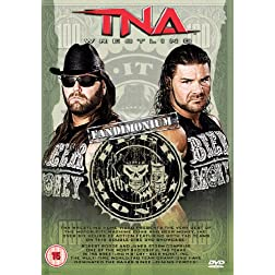 Tna Wrestling: Beer Money / Motor City Machine Gun
