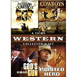 4-Film Western Collector's Set 4