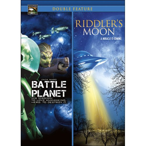 Riddler's Moon / Battle Planet