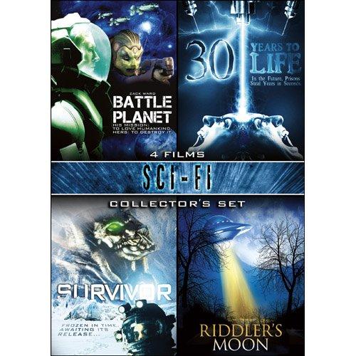 4 Film Sci-Fi & The Supernatural