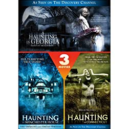 Haunting Triple Feature