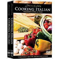 Cooking Italian 1 & 2 (2pc)