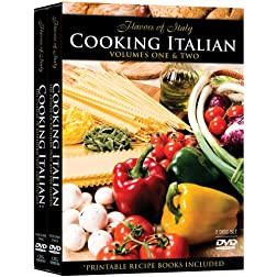 Cooking Italian 1 & 2 (2pc)