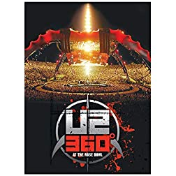 U2 - 360 AT THE ROSE BOWL