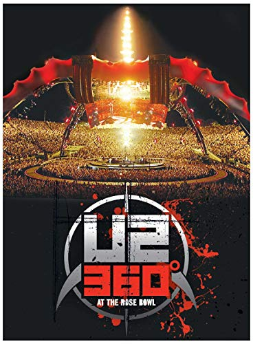 U2 - 360� AT THE ROSE BOWL
