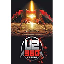 U2 - 360� AT THE ROSE BOWL [2 DVD Digipack]
