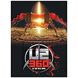 U2: 360 at the Rose Bowl [Blu-ray]