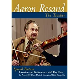 Aaron Rosand: The Teacher