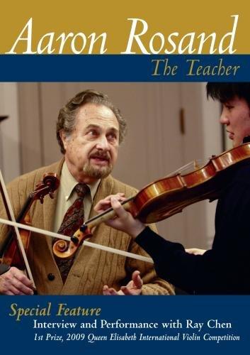 Aaron Rosand: The Teacher