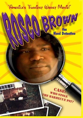 Roscoe Brown the Hood Detective