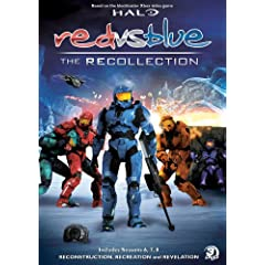 Red vs. Blue: The Recollection (Three Pack)