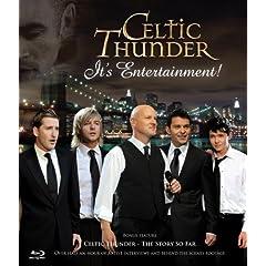 Celtic Thunder: Its Entertainment [Blu-ray]