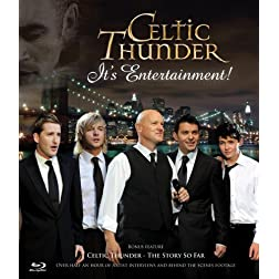Celtic Thunder: Its Entertainment [Blu-ray]