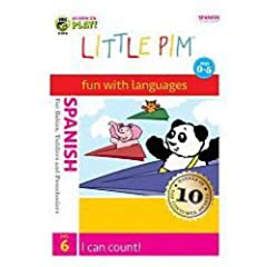 Spanish Little Pim: Happy, Sad And Silly (Disc 6)