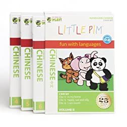 Chinese Little Pim Vol 2