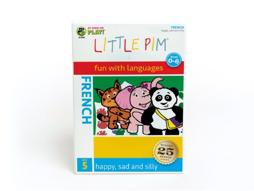 French Little Pim: Happy, Sad And Silly (Disc 5)