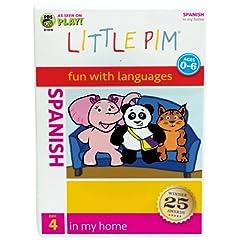 Spanish Little Pim: In My Home (Disc 4)