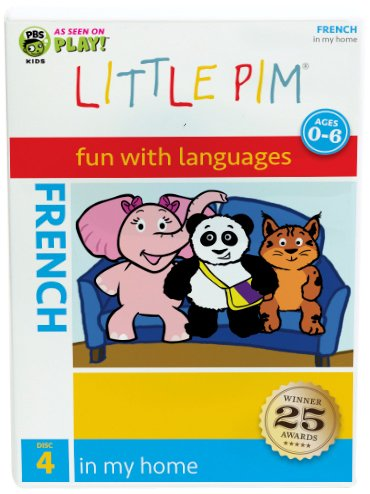 French Little Pim: In My Home (Disc 4)