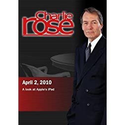 Charlie Rose (April 2, 2010)