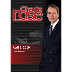 Charlie Rose (April 5, 2010)