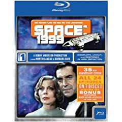 Space: 1999: The Complete Season One [Blu-ray]