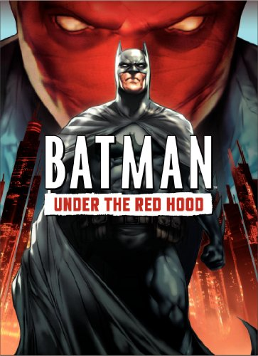 Batman: Under the Red Hood (Two-Disc Amazon Exclusive Limited Edition with Litho Cel)