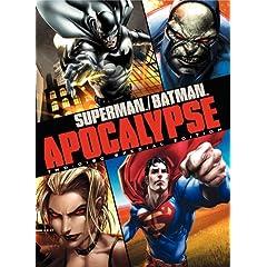Superman/Batman: Apocalypse (Two-Disc Amazon Exclusive Limited Edition with Litho Cel)