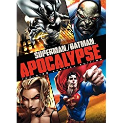 Superman/Batman: Apocalypse (Two-Disc Amazon Exclusive Limited Edition with Litho Cel)