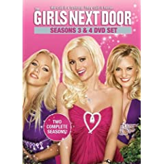 Girls Next Door: Seasons 3&4 (6pc) (Full Sub)