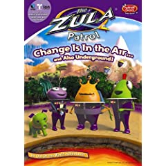Zula Patrol - Change is in the air and Under Ground!
