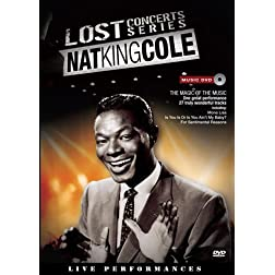 Lost Concerts Series: Nat King Cole