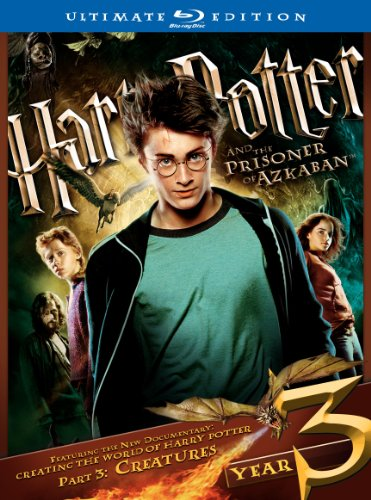 Harry Potter and the Prisoner of Azkaban (Ultimate Edition) [Blu-ray]