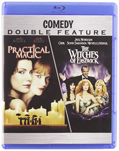 Practical Magic / The Witches of Eastwick (Comedy Double Feature) [Blu-ray]