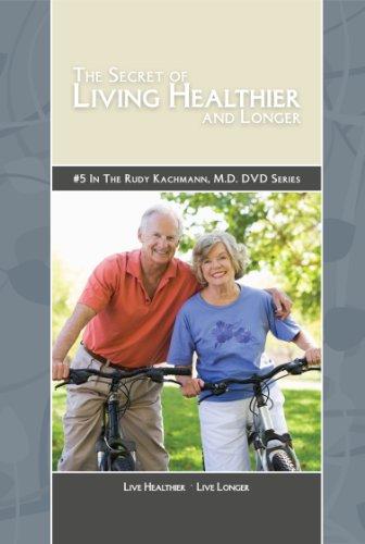 The Secret of Living Healthier and Longer