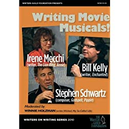 Writing Movie Musicals!