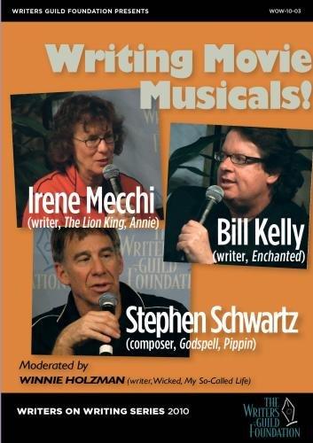 Writing Movie Musicals!