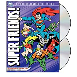 Super Friends!: Season One, Vol. Two