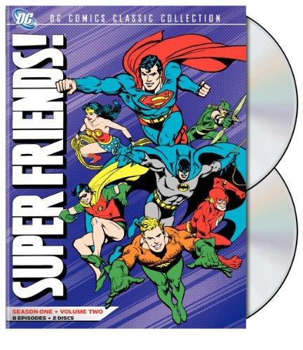 Super Friends!: Season One, Vol. Two