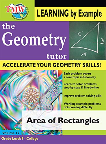 Area of Rectangles: Geometry Tutor