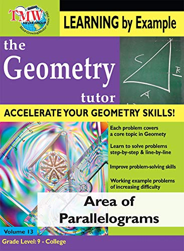 Area of Parallelograms: Geometry Tutor