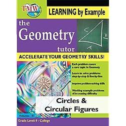 Circles & Circular Figures: Geometry Tutor