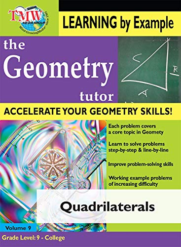 Quadrilaterals: Geometry Tutor