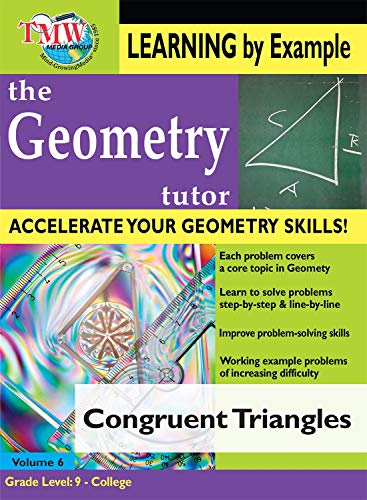 Congruent Triangles: Geometry Tutor