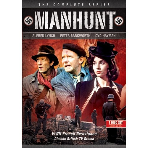 Manhunt - The Complete Series
