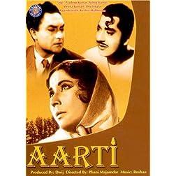 Aarti (B&W)