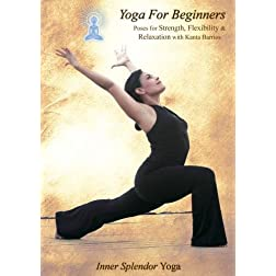 Yoga For Beginners: Poses for Strength, Flexibility and Relaxation